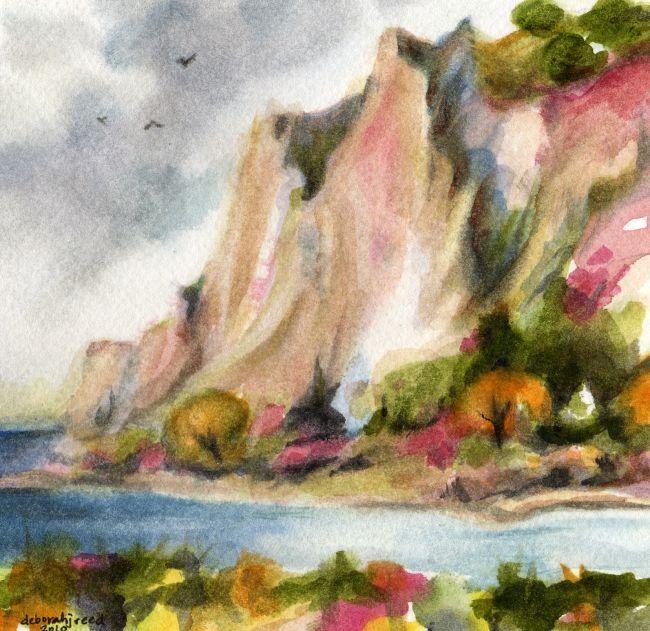 October Bluffs