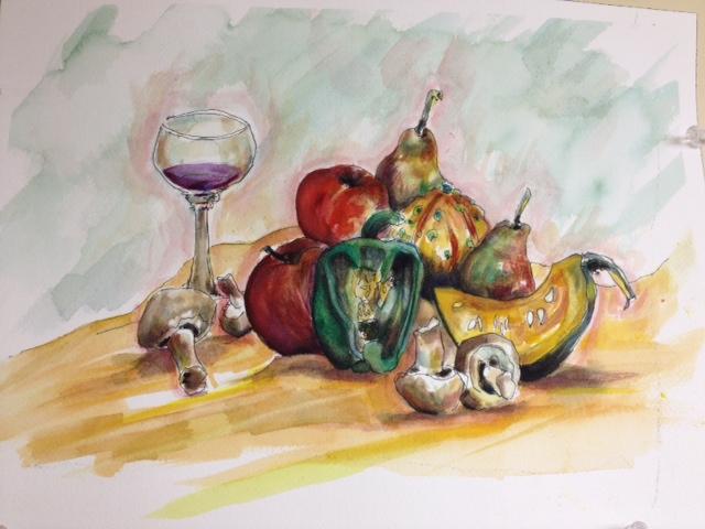 Harvest Study I