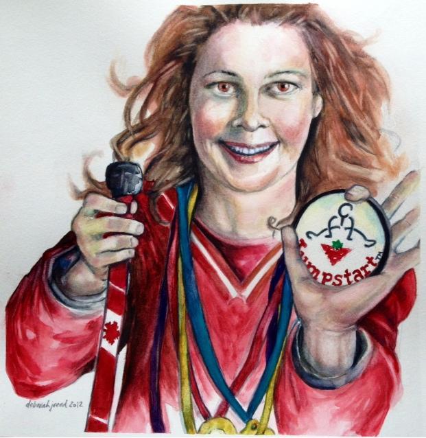 The Winning Goal (Jennifer Botterill)
