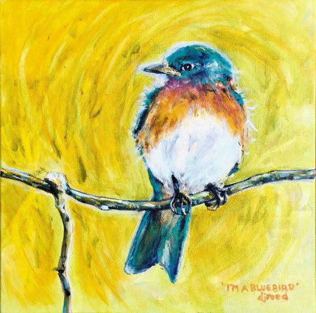 I'm a Bluebird