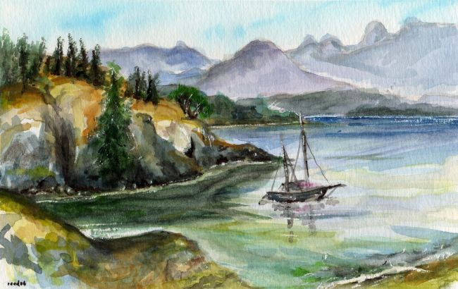 Heriot Bay Quadra Island