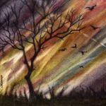 Stripes Scare Crows