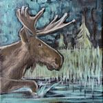 Moose Knee