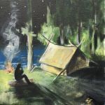 Night Painting