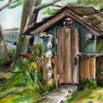 Island Outhouse