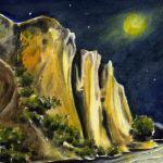 Starry Bluffs